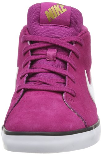 NIKE Match Mid 616478-001 Damen Sneaker Rot (Bright Magenta/White-Black)