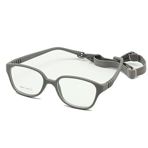 EnzoDate Jungen Brillenfassung, mehrfarbig