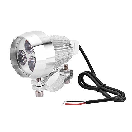 LED-Scheinwerfer Motorrad headlights- Universal Nebel Lampe Spot Licht 6000K für Fahrräder E-Bike Roller 40W - Roller Für Scheinwerfer