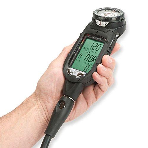 Oceanic Pro Plus 3 – mit Kompass und Schnellkupplung - 2