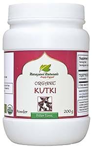 Narayani Naturals 100% Certified Organic Kutki Powder 200 Gms