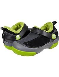 Crocs Kids' Dawson Lined Clog Slip-On