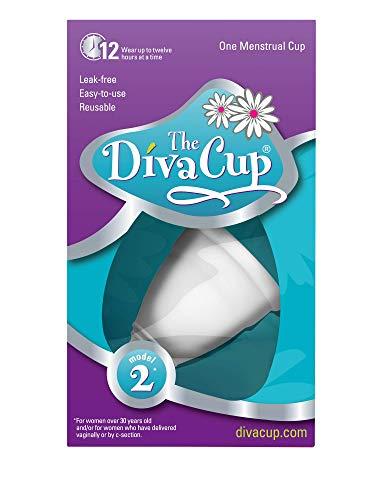 DIVA CUP 2 Menstruations Kappe