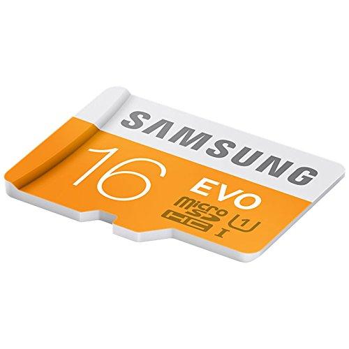 Samsung Evo 16GB Class 10 micro SDHC Card (MB-MP16D/IN)
