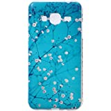 MOONCASE Galaxy J3 Case, [Patterns Series] Soft Slim Fit Flexible TPU Case Cover for Samsung Galaxy J3 -#BF01