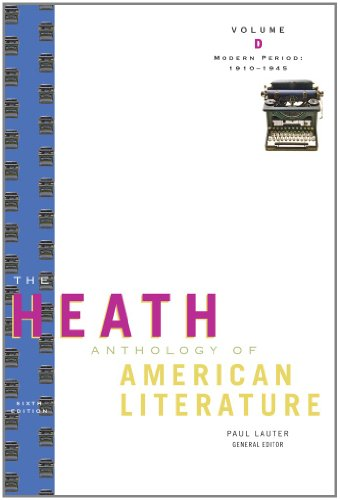 the-heath-anthology-of-american-literature-modern-period-1910-1945-volume-d