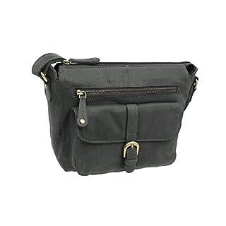 Bolla Taschen New England Kollektion Schulter-/Umhängetasche ASHLAND Grau