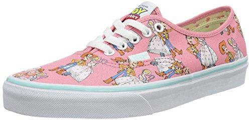 vans-authentic-sneakers-basses-mixte-adulte-multicolore-toy-story-woody-bo-peep-37-eu-45-uk-