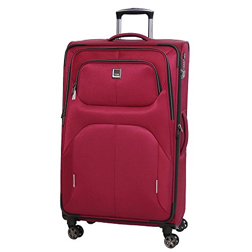 NONSTOP 4 Rad Trolley L erweiterbar red, 328404-10