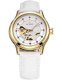 1a47bd184cb7 Ovalado - Relojes de pulsera   Mujer  Relojes - Amazon.es