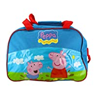 Peppa Pig Officially Licensed - Good Size Peppa & George School Sports Travel Bag