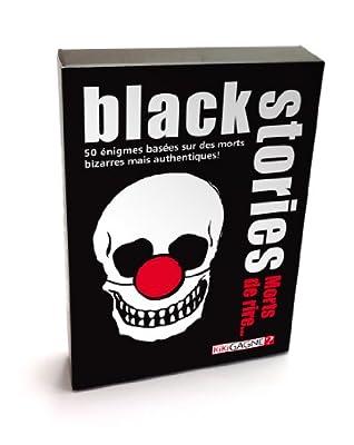 Kikigagne - Black Stories Morts de Rire