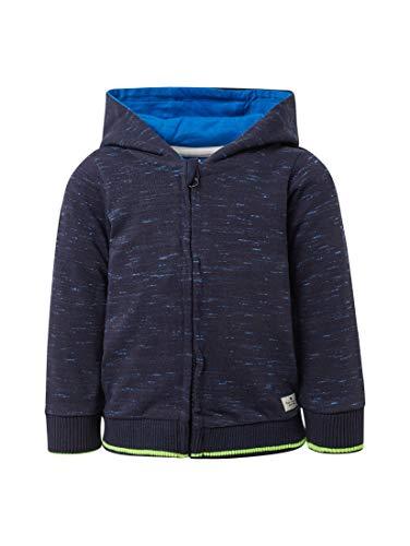 TOM TAILOR für Jungen Strick & Sweatshirts Sweatjacke mit Artwork original Multicolored, 80 -
