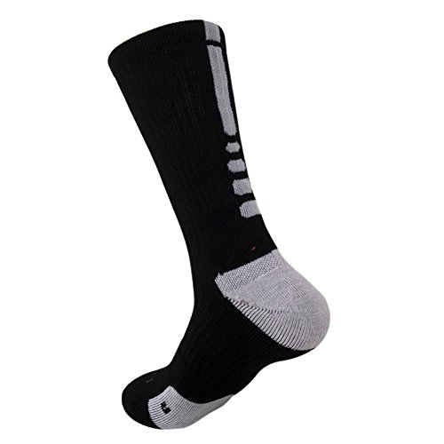 wingogo-sport-socks-knee-high-basketball-lacrosse-football-sports-tube-socks-men-women-nero-e-bianco