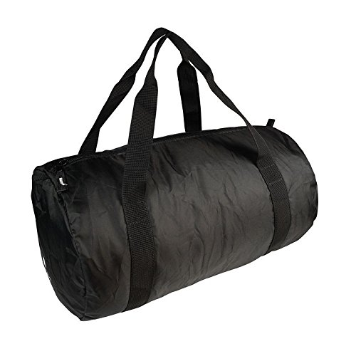 Domyos Packable 15L Barrel Borsone Borsa Palestra, Black (nero) - 1779859 Black