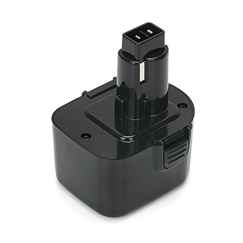 POWERGIANT 12V 2000mAh NI-MH Batterie Werkzeug Ersatzakku Für Black & Decker A9252, A9275, PS130, PS130A, Firestorm PS130 usw. 12 Monate Garantie