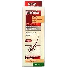 Champú Fitoval dermatológico de mantenimiento anticaspa con zinc pyrithione, extracto de sauce blanco y hydroxyethyl