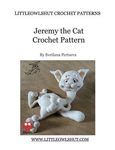 AmiCats Tuxedo Cat amigurumi crochet pattern : PlanetJune Shop ... | 500x383
