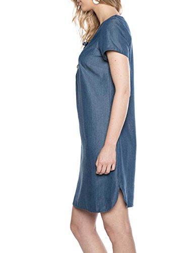 Bréal Ritelle, Robe Femme Bleu (Jean Stone)