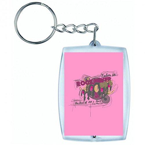 N Rock Pink Play (Schlüsselanhänger