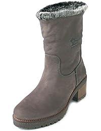 Botas para mujer, color gris , marca PANAMA JACK, modelo Botas Para Mujer PANAMA JACK PIOLA B1 Gris