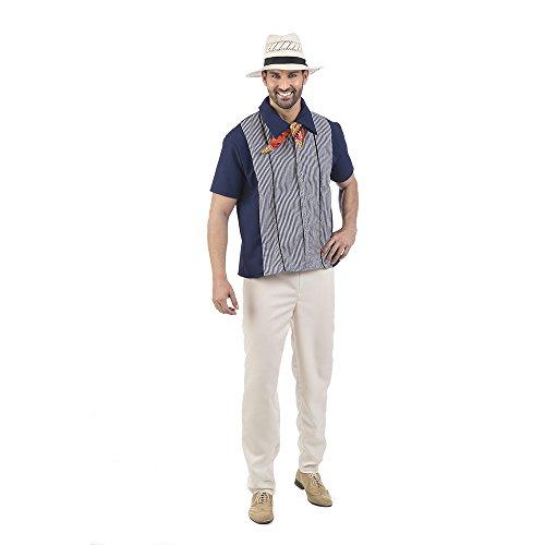 Imagen de limit sport  disfraz cubano rené, talla l ma471