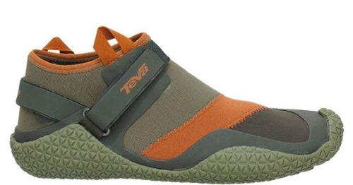 Teva Sling King outdoor water sport sandals green grün