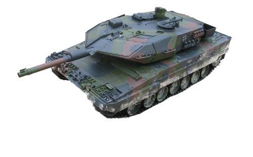 Carson 500406020 - 1:16 Leopard 2A5, 2,4 GHz, 100{9e640ca6f0f0fb61d70be06320acb47e962ee9f8099ed2498872712691c84923} RTR