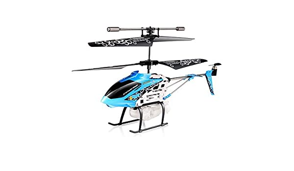 Syma S107P Bubble Gun 3ch RC Helicopter with Gyro - Pink: Amazon co