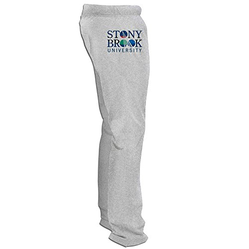 gameser Stony Brook Universidad cómodo visera pantalones deportivos para hombres Ocio Desgaste