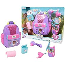 Doctora Juguetes - Toy Hospital, backpack set (Giochi Preziosi DMH14000)
