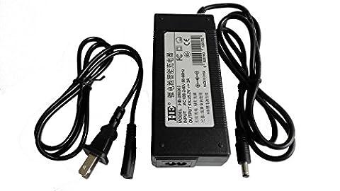 Hebang 25,2V 3A Three-stages Lithium chargeur de batterie 21,6V 22,2V 24V chargeur de batterie Vélo électrique chargeur 1450014650174901850018650Batterie au lithium polymère 26500Lot DC chargeur Interface