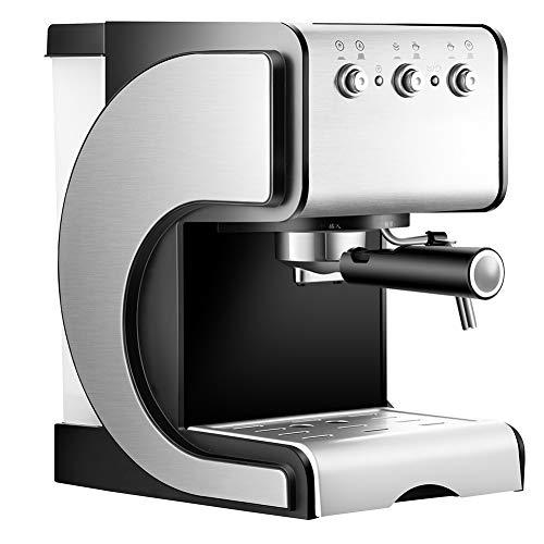 GxyWan Kaffeemaschinen-Dampfmilch-Schaum 1.3L doppelte Temperaturüberwachung, halbautomatischer...