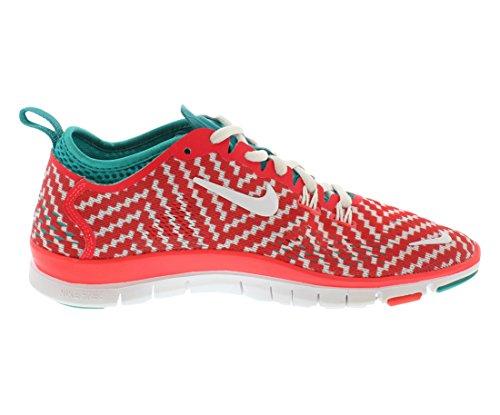 Nike - Free 5.0 TR Fit 4 Print, Scarpe Da Ginnastica da Donna Red