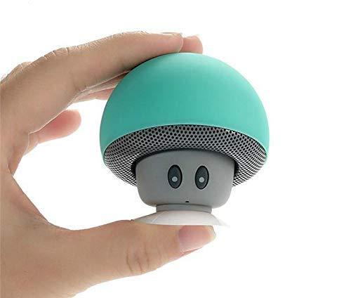 Pratham Mini Speaker Bluetooth Mushroom Portable Stereo Waterproof Wireless Speakers