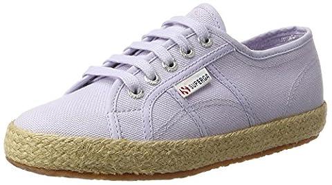 Superga Damen 2750 Cotropew Sneakers, Violett (Violet Lilac), 38
