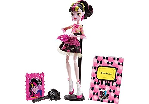 Mattel Muñeca fashion Monster High (BDF11)
