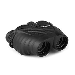 GERLIZZ Kompakt-Fernglas 8x25 - klein, leicht & handlich für gestochen scharfe HD-Weitsicht bei Wanderungen, Sport und Outdoor-Abenteuern