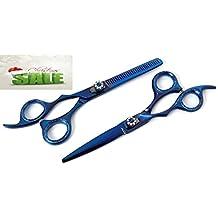 CANDURE® C20- Mancino 6'' Professionale di parrucchiere Forbici, Sinistra forbici