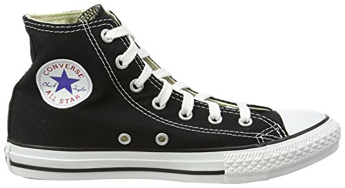 Converse CT All Star Special HI Black Kids Trainers Nero (Black Mono)