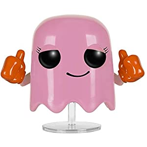 Funko 022018 Dragonball Pac Man-Pop Vinyl 85 Pinky Ghost