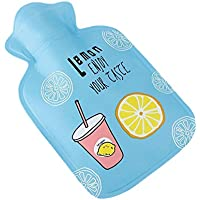 Lumanuby 1x 'Enjoy Your Taste' Wärmflasche Kleine für Wärmere Hände, lindert Bauchschmerzen oder Krämpfe Leicht... preisvergleich bei billige-tabletten.eu