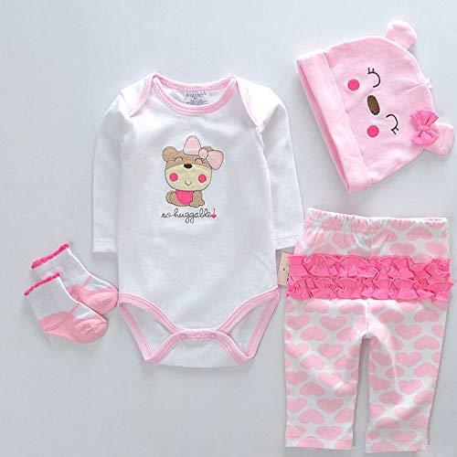 LLX Mode Nouveau-né Vêtements Bébé Reborn Bébé Fille Vêtements De Poupée pour 20-22 Pouces 50-55 Cm Poupée Cadeaux,C