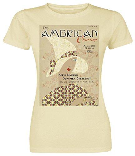 Fantastic Beasts -  T-shirt - Donna Beige Medium