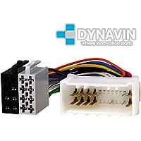 ISO-KIA.2004 - Conector iso universal para instalar radios en Kia y Hyundai