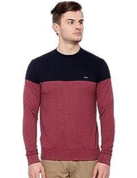 Proline Mens Maroon Sweat Shirt(PC13042RMRML)