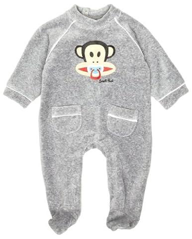 Paul Frank Small Paul Unisex Baby PF8341W2 Pyjamas Grey 24 Months