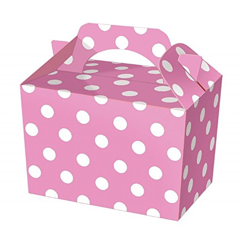 super-cool-kids-polka-dot-party-boxes-in-6-great-colours-pack-of-10-happy-meal-type-box-pink-by-wick