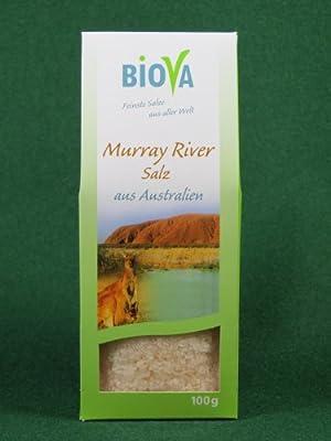 Murray River Salz 100g Packung von Biova GmbH - Brunnenstraße 11 - 72202 Nagold - Deutschland auf Gewürze Shop