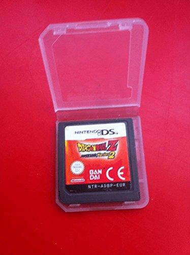 DRAGON BALL Z SUPERSONIC WARRIORS 2 / NUR DAS MODUL / Nintendo DS Spiel in DEUTSCH (kompatibel DS LITE DSI-3DS-2DS-3DS XL-2DS XL) ** Lieferung 2/3 Werktage + Tracking Nummer **